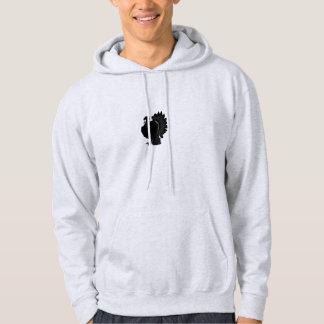 Turkey Silhouette Hoodie