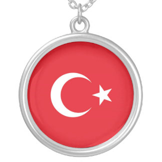 TURKEY SILVER PLATED NECKLACE