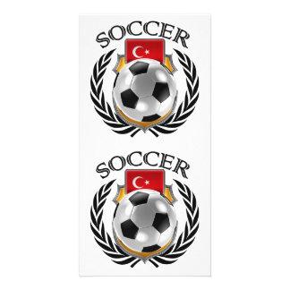 Turkey Soccer 2016 Fan Gear Card