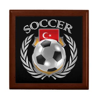 Turkey Soccer 2016 Fan Gear Jewelry Box