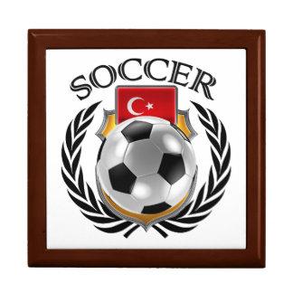 Turkey Soccer 2016 Fan Gear Keepsake Box