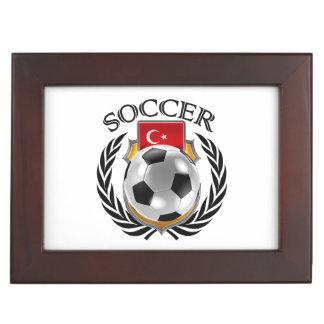 Turkey Soccer 2016 Fan Gear Memory Box