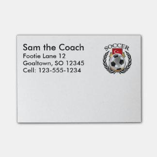 Turkey Soccer 2016 Fan Gear Post-it Notes