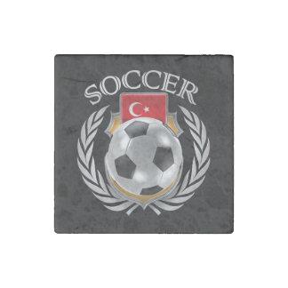 Turkey Soccer 2016 Fan Gear Stone Magnet