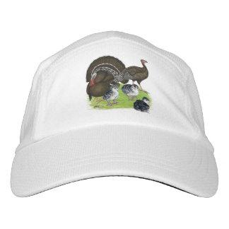 Turkey Standard Bronze Family Headsweats Hat
