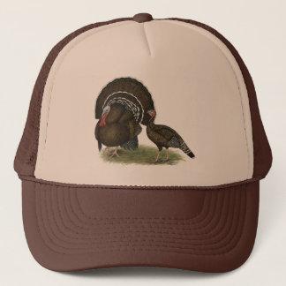 Turkey Standard Bronze Trucker Hat
