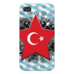 Turkey Star iPhone 4/4S Cases