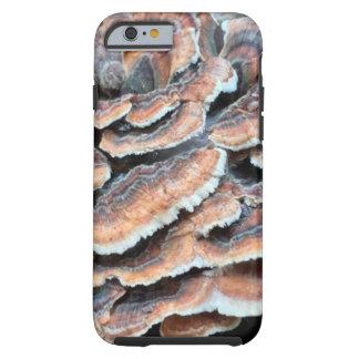 Turkey Tail Mushroom iphone case Tough iPhone 6 Case