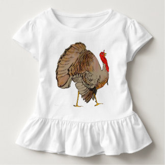 TURKEY Thanksgiving Toddler T-shirt
