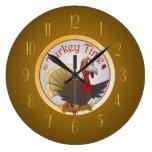 Turkey Time Clock