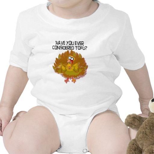 Turkey Tofu t-shirts