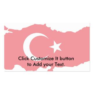 Turkey, Turkey Business Card