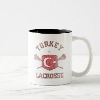 Turkey-Vintage Coffee Mugs