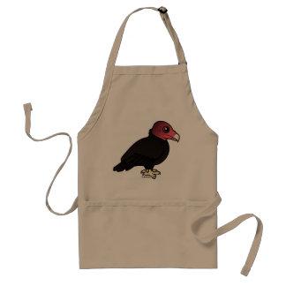 Turkey Vulture Adult Apron