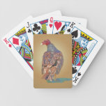 TURKEY VULTURE BICYCLE POKER CARDS