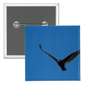 Turkey vulture pin