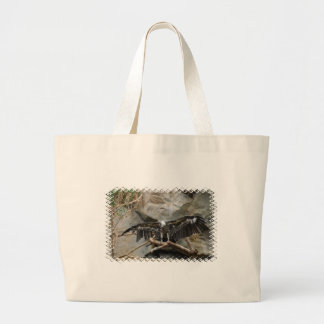 Turkey Vulture Canvas Bag