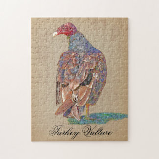 TURKEY VULTURE JIGSAW PUZZLE