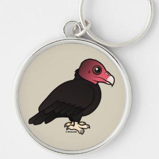 Turkey Vulture Keychain