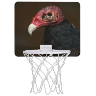 Turkey Vulture Mini Basketball Hoop