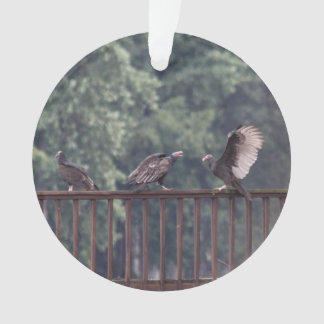 Turkey Vulture Ornament