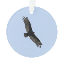 Turkey Vulture Ornament