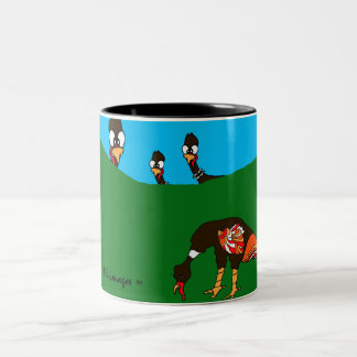 Turkey Watching Mug