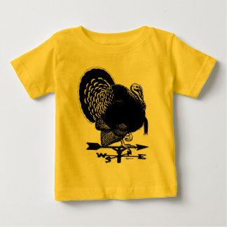 Turkey Weathervane Baby T-Shirt