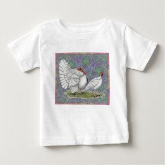 Turkey:  White Holland Pastel Baby T-Shirt