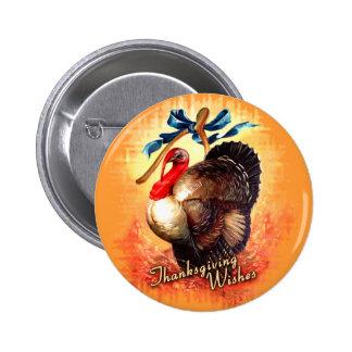 Turkey Wishes Button