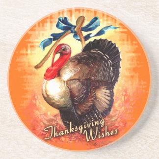 Turkey Wishes Coaster