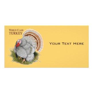 Turkey:  World Class Card