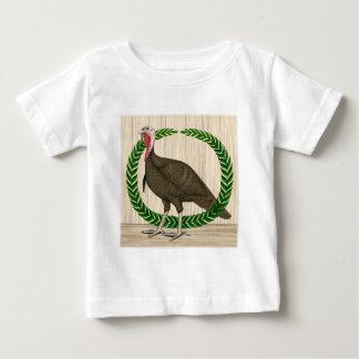 Turkey Wreath Baby T-Shirt