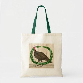Turkey Wreath Bags