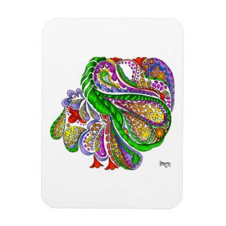 TurkeyDoodle Premium Flexi Magnet