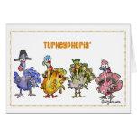 Turkeyphoria* Felicitación