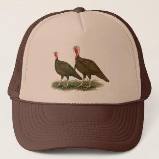 Turkeys:  Chocolate Trucker Hat