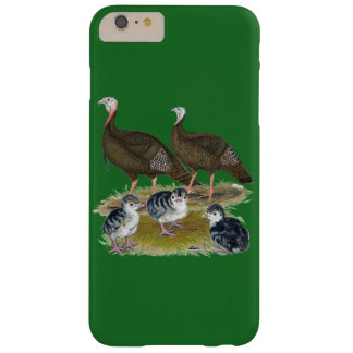 Turkeys Eastern Wild Family Barely There iPhone 6 Plus Case