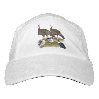 Turkeys Eastern Wild Family Headsweats Hat