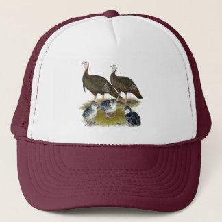 Turkeys Eastern Wild Family Trucker Hat