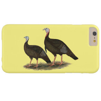 Turkeys Eastern Wild Pair Barely There iPhone 6 Plus Case