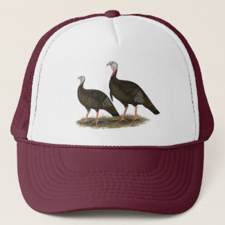 Turkeys Eastern Wild Pair Trucker Hat