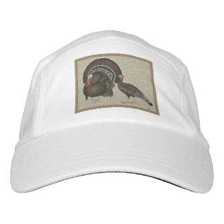 Turkeys Standard Bronze Portrait Hat