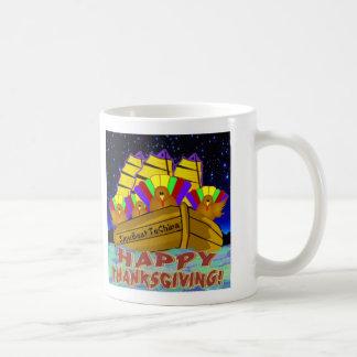 Turkeys Thanksgiving Mug