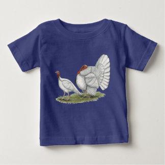 Turkeys White Holland Baby T-Shirt