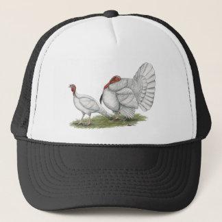 Turkeys White Holland Trucker Hat