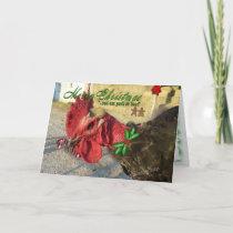 Turkin MC-customize Holiday Card