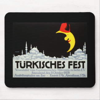 Turkisches Fest Mouse Pad