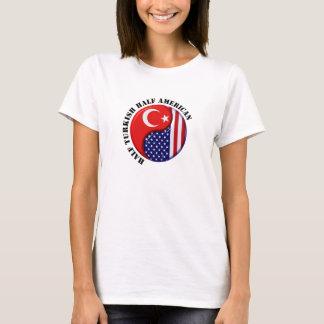 Turkish American Bayan T-Shirt