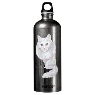Turkish Angora Caricature SIGG Traveler 1.0L Water Bottle